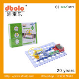 Novel Colorful Fun Educational Toys Electronic Building Blocks