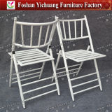 2017 New Design White Tiffany Chiavari Folding Chair for Wedding and Event (YC-A333)