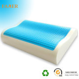 Gel Memory Foam Contour Pillows for Summer Use