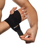 Elastic Support Thigh Ankle Elbow Sports Brace Support/Adjustable Wrist Support