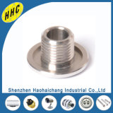 OEM Nonstandard Stainless Steel Slotted Bushing for Auto Spare Parts