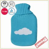 Hot Water Bottle with Good Quality Knitted Cover