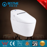 China Factory Direct Sale White Color Smart Toilet for Euro Market (BC-211)