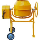 2017 Hot Small Concrete Mixer with Steel-Sheet-Gear