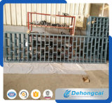 Security Modern Hot Galvanized Wrought Iron Fence Anti-Theft Winow