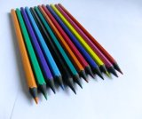 Resin Wood Free Colored Lead, Recycled Black Material Pencil (PS-814)