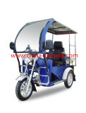 110cc Disabled Scooter with Front Glass Cover (DTR-3)