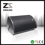Zsound Cm15 15 Inch Live Show Monitor Stage Loudspeaker Fold Back Audio System with Neutrik Connectors