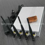 Adjustable Cell Phone, GPS Jammer Mobile Phone Signal Blocker (TG-101B-PRO)