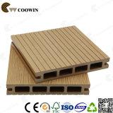 Natural Teak Decking Wood-Plastic Composite Flooring