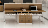 Office Partition Wholesale Office Table Office Desk (FOH-TLS2C-2)