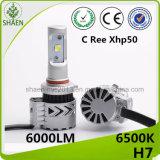 High Brightness H4 60W 6000lm G8 Car LED Headlight