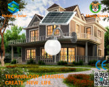 Solar LED Outdoor Lamp with Longer Life Span