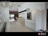 2015 Welbom Modern White High Gloss MDF Kitchen Cabinet