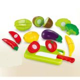 2016 Christmas Gift Cut Plastic Fruit Toy Play Set 10246407