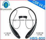 Hbs-800 Universal Stereo Binaural Headset, Stereo Noise Canceling Headphones Sports Waterproof 4.0 Bluetooth Headset