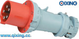 High End Type Industrial Plug with IEC60309 Standard (QX1235)
