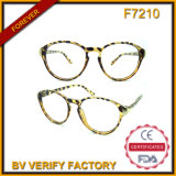 F7210 Round Sunglasses with Clear Lens
