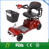 Foldable Removable and Adjustable Seat Width Acid Battery 4 Wheel Electric Mobility Scooter