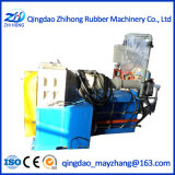 Cold Feeding Silicone Strips Extrusion Machine 90X14D