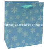 Customized Colorful Printing Christmas Paper Bag