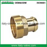 Customized Quality Bronze Reducer Fitting /Red Brass Reducer (AV-QT-1017)