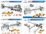 Two Flavor Biscuit Sandwiching Machine Connect Packing Machine (RCJ-EB)