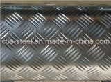 1050 1060 3003 Stucco Embossed Aluminium Steel Plate in Coils
