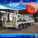 Hot Sale Tri Axle Flat Bed Semi Trailer From Shandong