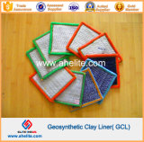 Bentonite Hydrain Mat Landfill and Ponds Geosynthetic Clay Liner Gcl