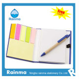 Paper Notebook with Colorful Planner Stickers672