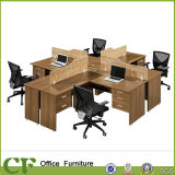 Office Workstation with Hanging Cabinet.