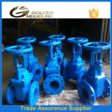 DIN F4 Water Resilient Seated Globe Valve