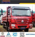 Sinotruk HOWO Dump Truck with 8X4 Tipper