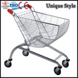 2016 New Shape Style Shopping Grocery Cart with Wheels Yd-T2