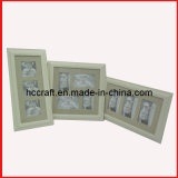 New Distressed Wooden Photo Frame Set