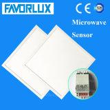 LED Panel Light 6262 40W with Microwave Sensor