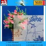 3-6mm Am-11 Decorative Acid Etched Frosted Art Architectural Glass
