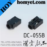 2pin DIP Type DC Power Jack (DC-055B)