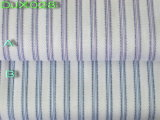 Stripe Polyester Cotton Dobby Fabric Shirting Djx028
