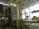MDF Production Line Maker with All Necessarily Machines and Equipment.