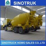 Sinotruk HOWO 8m3 10m3 12m3 Concrete Mixer Truck