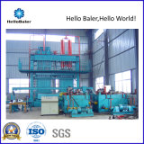 High Capacity Hcot4 Cotton Baling Machine with CE