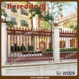 Aluminum Garden Fence / Fencing / Railing for Villa (SJ-W009)