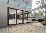 Australian Standard Large Sliding Door with Double Glazing Glass (TS-119)