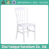High Quility Stackable Clear Napoleon Chair for Birthday Party