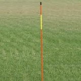 Durable High Strength Flexible FRP Football Training Pole