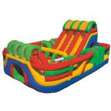 Fashion Kid Inflatable Play Slide Structure