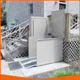 2.5m Hydraulic Electric Outdoor Wheelchair Lifts for Home with Ce