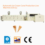 Automatic Ice Cream Cone Production Line Machine (CB-61)